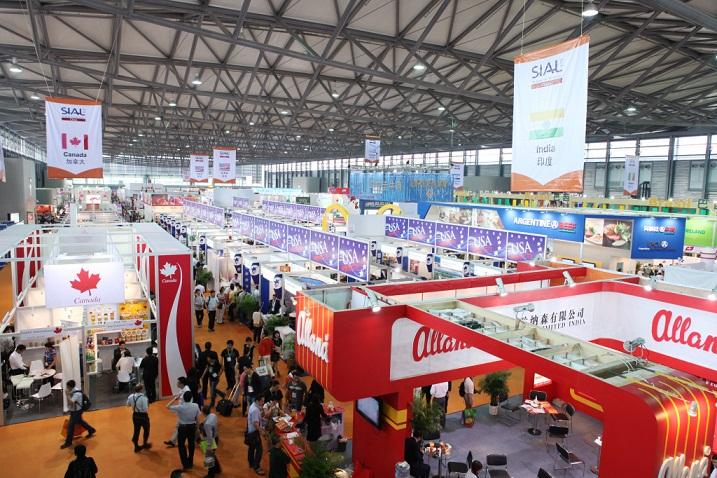 targi SIAL w Chinach