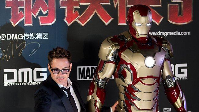 Iron Man 3 w kinach