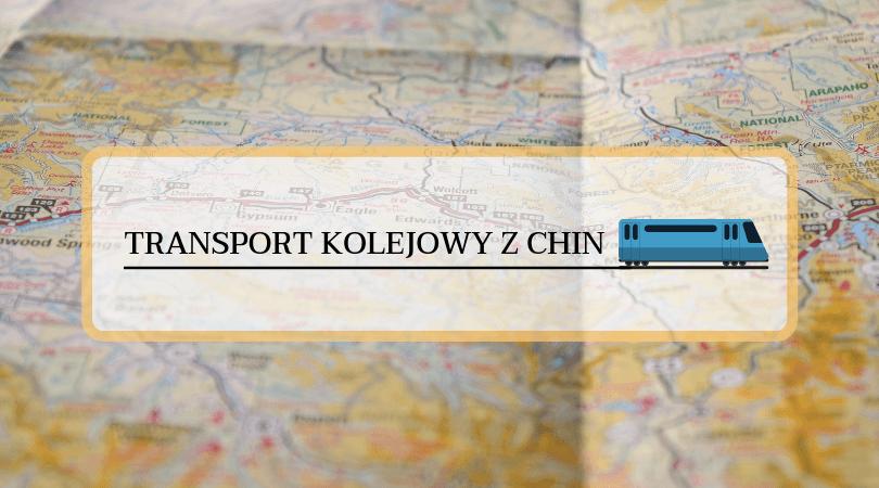 połączenie kolejowe z Chin