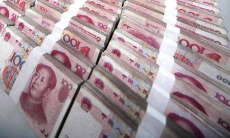 tranfert pieniędzy do Chin