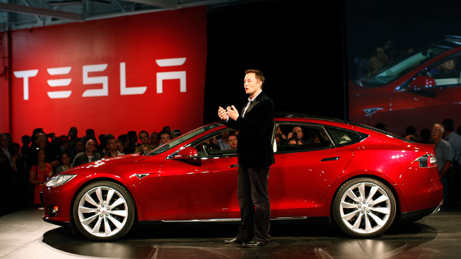 Tesla w Chinach