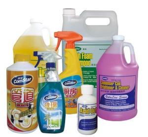 Produkty chemiczne z Chin