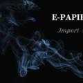 E-papierosy z Chin
