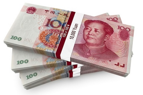 oszuści w Chinach