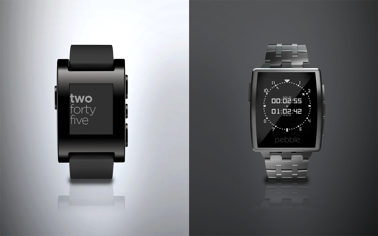Pebble Zegarek smartwatch