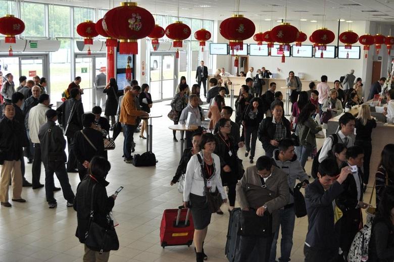 chińskie targi w polsce