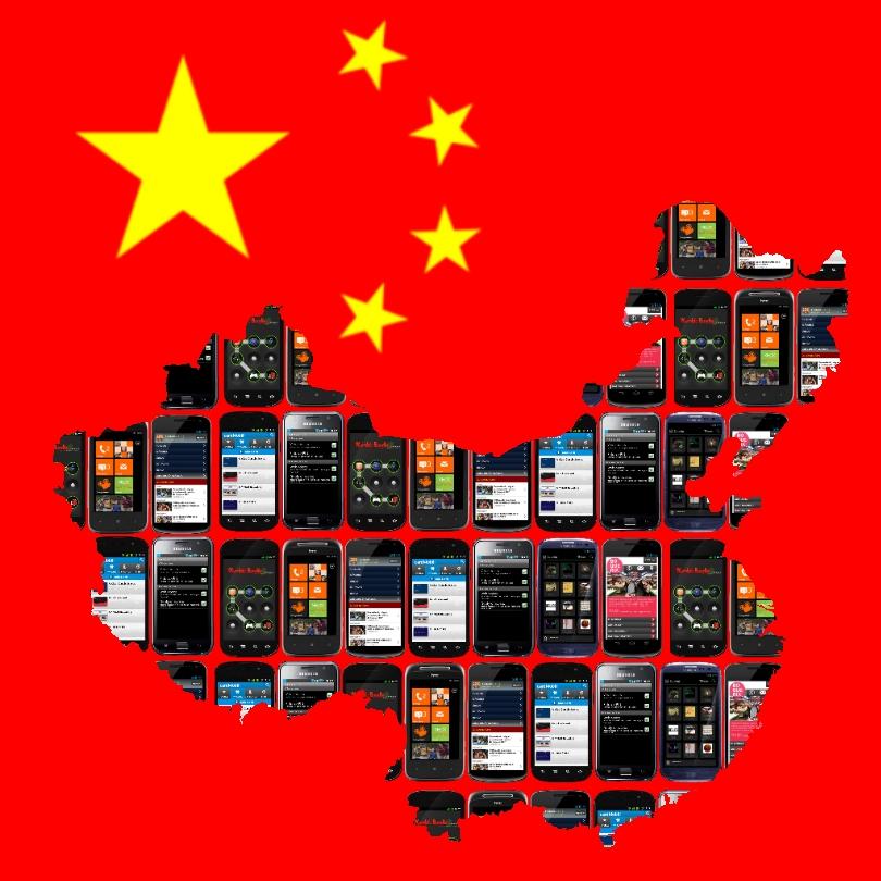 import elektroniki z Chin