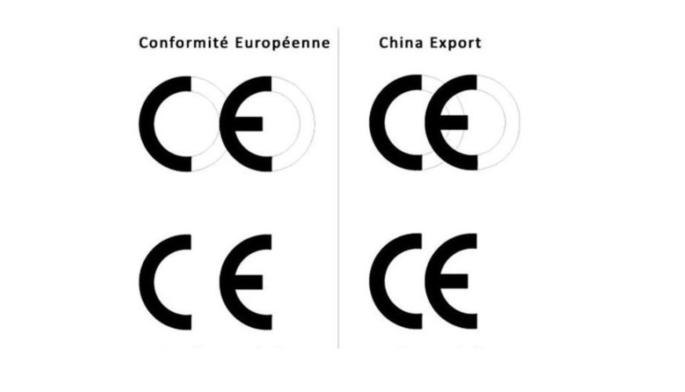 CE na LED z Chin