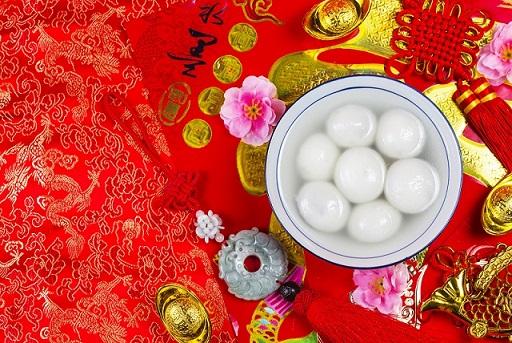 święto lampionów w Chinach