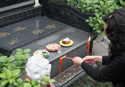 chińskie Święto Zmarłych