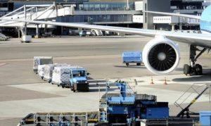 Transport lotniczy z Chin
