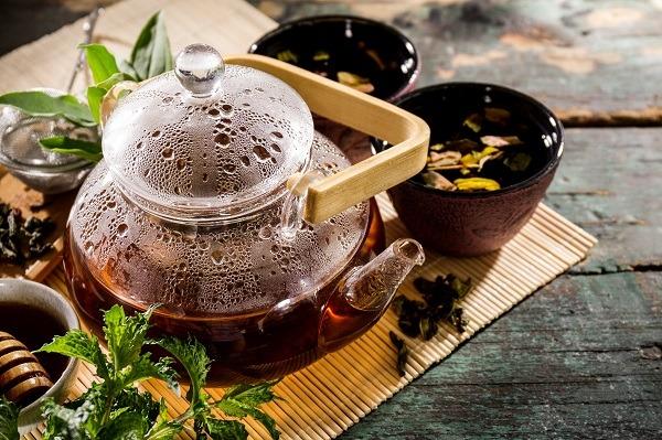 import herbaty z Chin