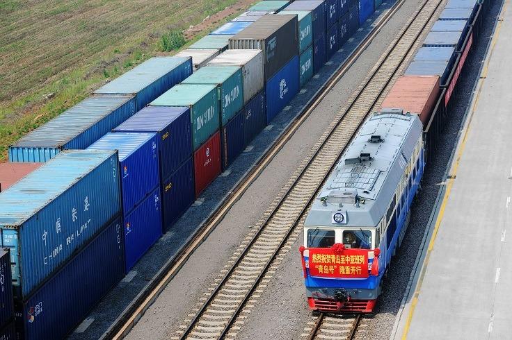 Chiny - Nowy Jedwabny Szlak