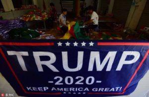 Trump produkuje w Chinach