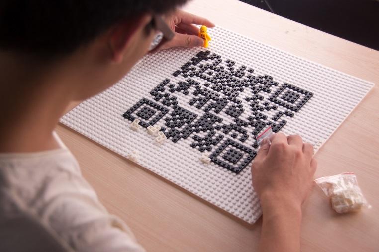 kody QR w Chinach