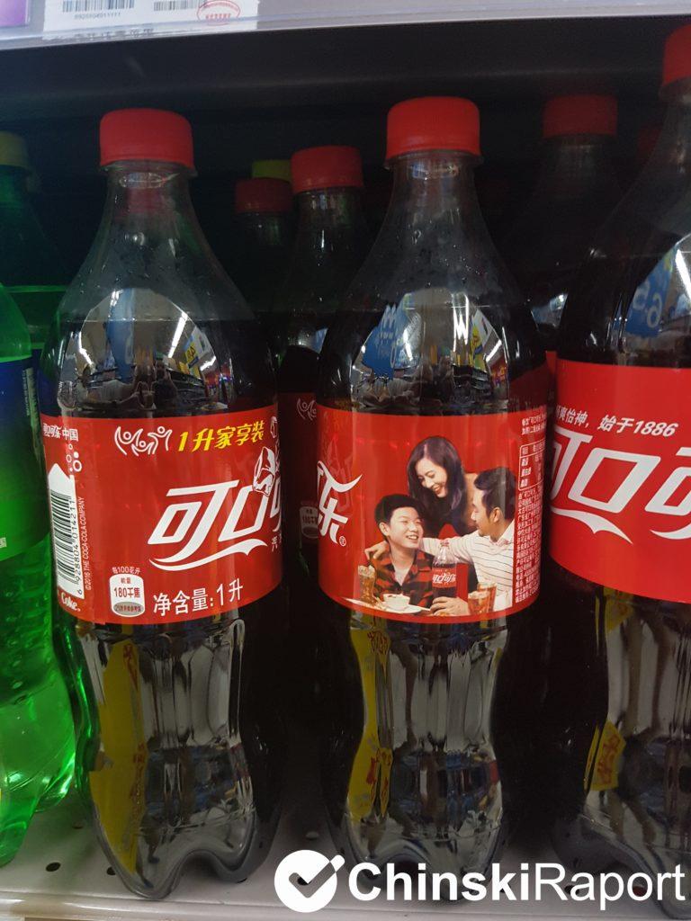Coca Cola w Chinach