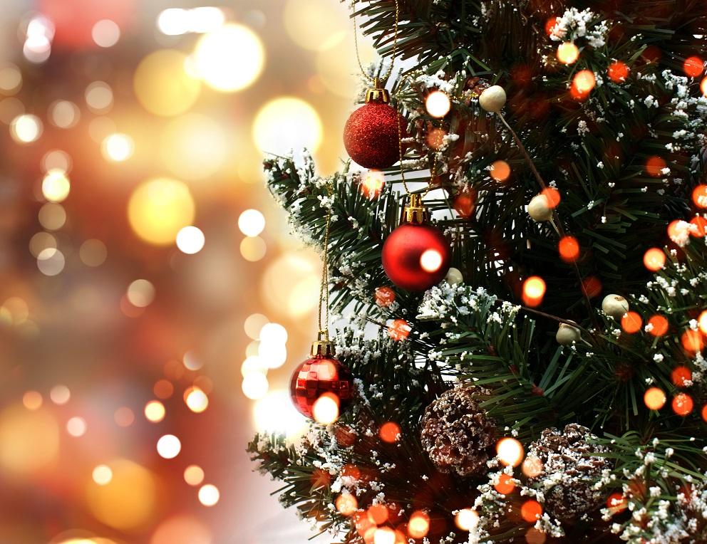 Christmas Holiday Background Photograph By Anna Om: Boże Narodzenie W Chinach