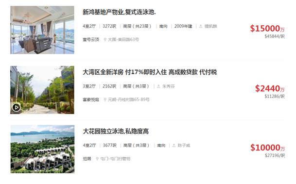 Hongkong - kupno mieszkania