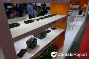 targi elektroniki w Chinach