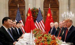 porozumienie w wojnie handlowej