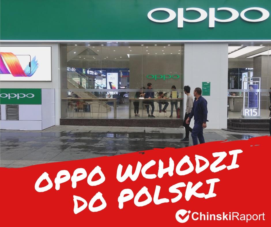 Oppo w Polsce