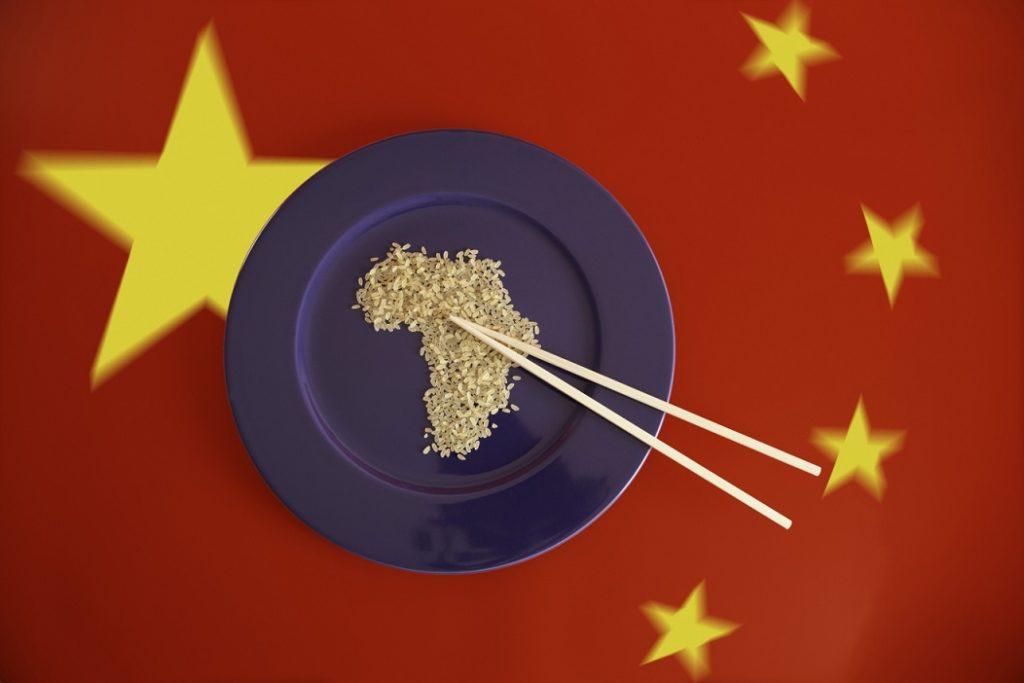 Obecność Chin w Afryce