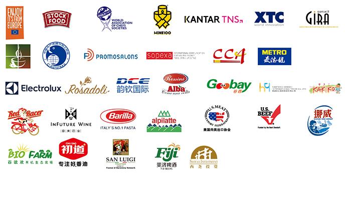 Główni partnerzy SIAL China