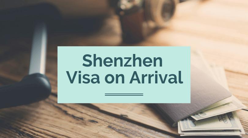 wiza do Shenzhen