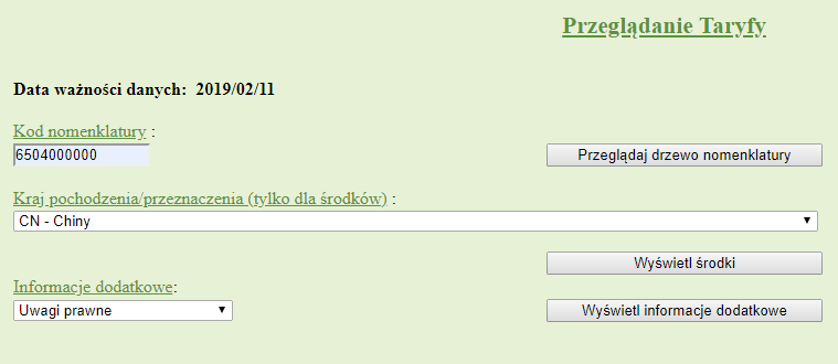 Zakupy na Aliexpress cło i VAT ISZTAR