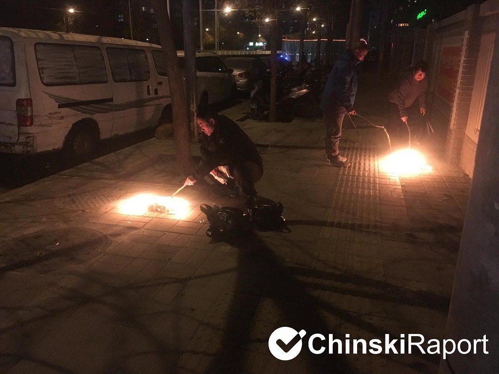 Qingming Jie, czyli chińskie Święto Zmarłych