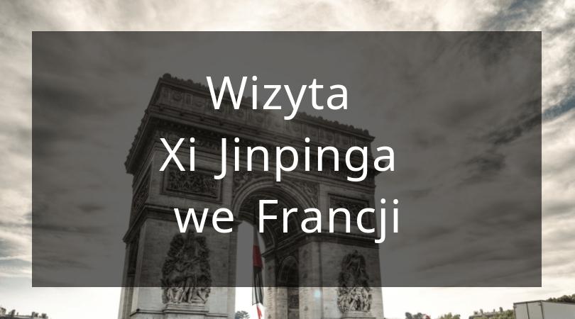 Xi Jinping we Francji