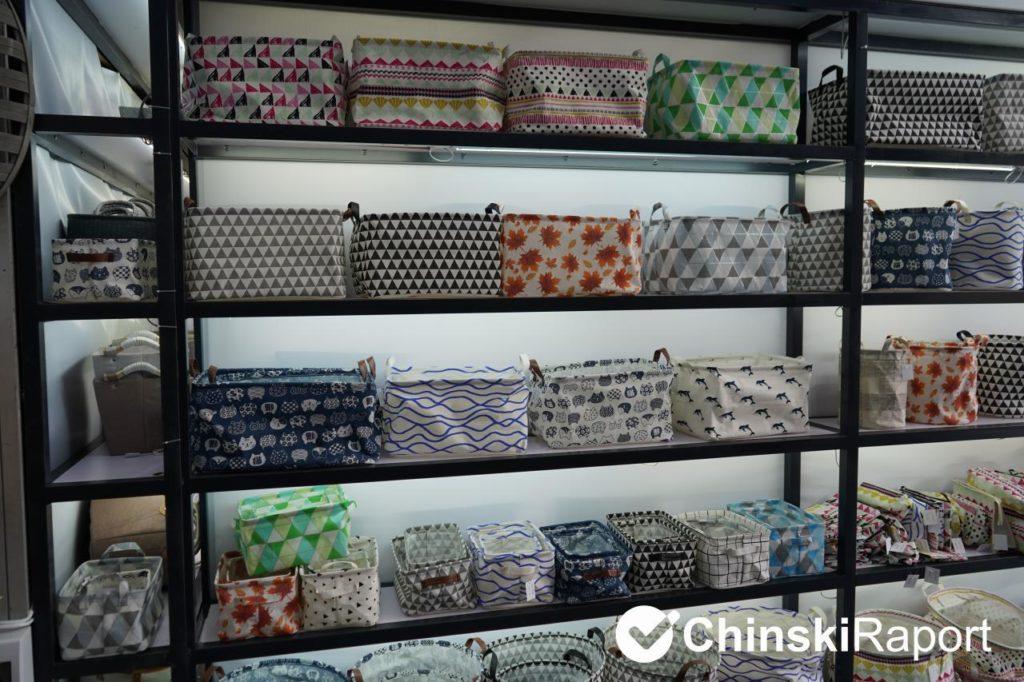 targi w Kantonie - produkty