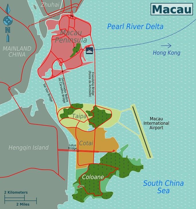 Wszystko, co musisz wiedzieć o Makau.