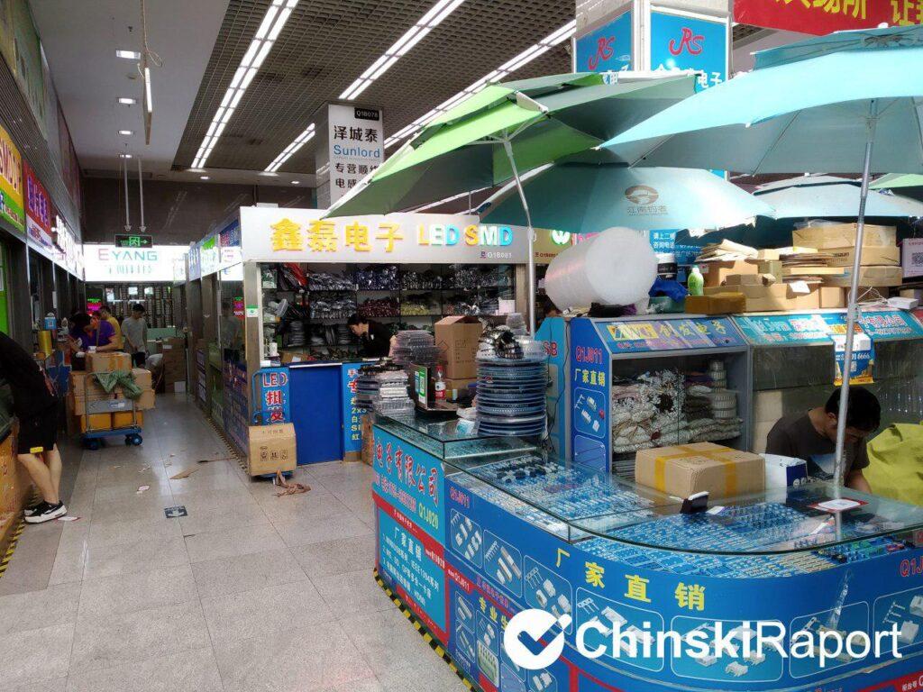 Shenzhen Region produkcji elektroniki w Chinach producenci