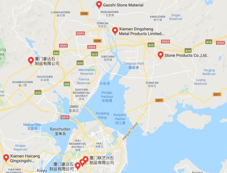 Xiamen w Chinach