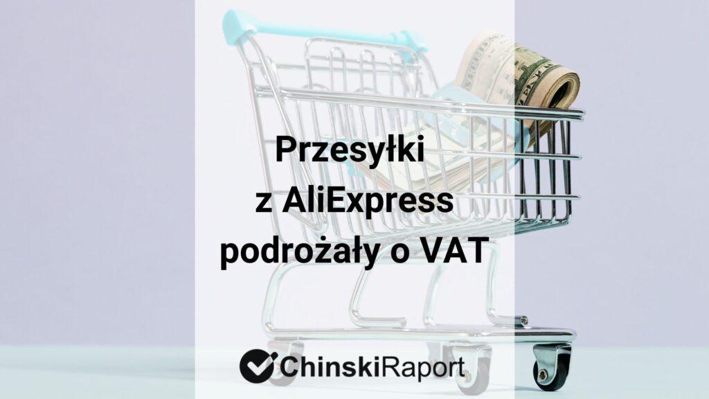 AliExpress a VAT