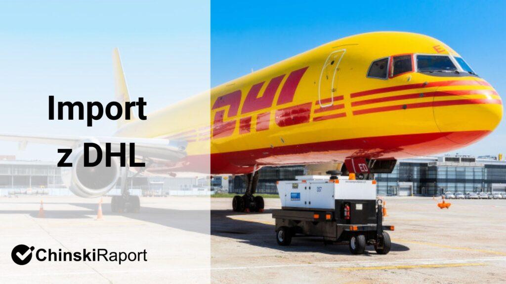 Import z DHL