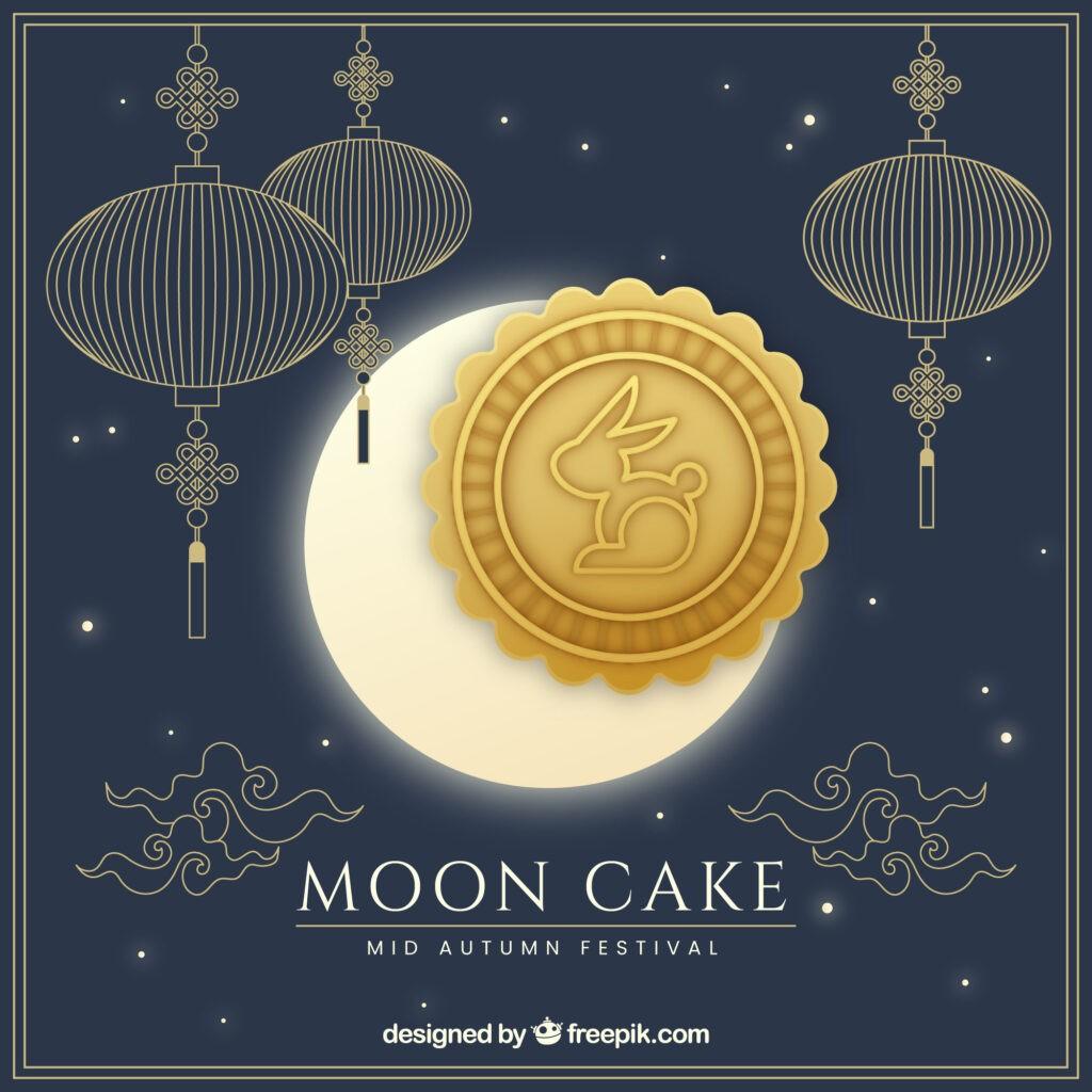 Święto Środka Jesieni 2020 ciasteczka księżycowe