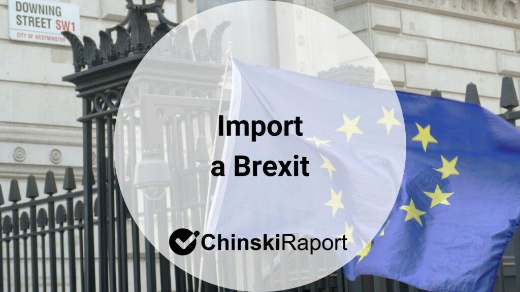 Import a Brexit