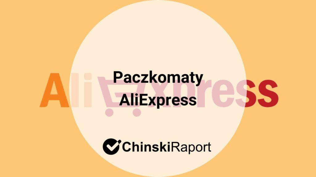 Paczkomaty AliExpress