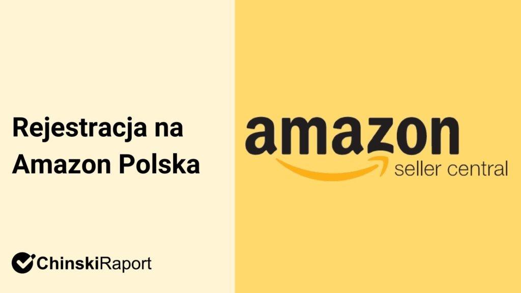 Amazon rejestracja