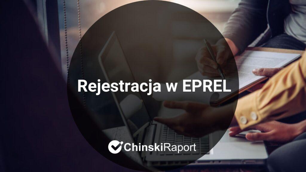 Rejestracja w EPREL