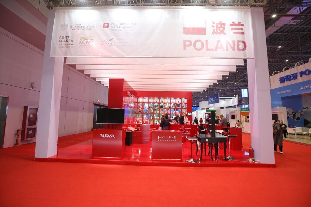Polska na CIIE